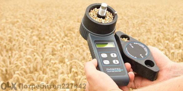 Влагомер за зърно с мелница Farmpro