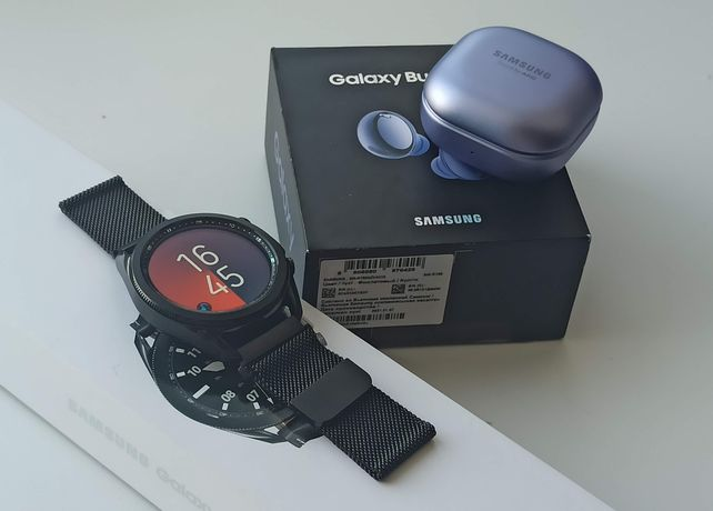 Samsung galaxy watch 3 смарт часы