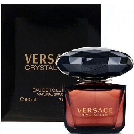 VERSACE crystal noir  EDT 90ml.