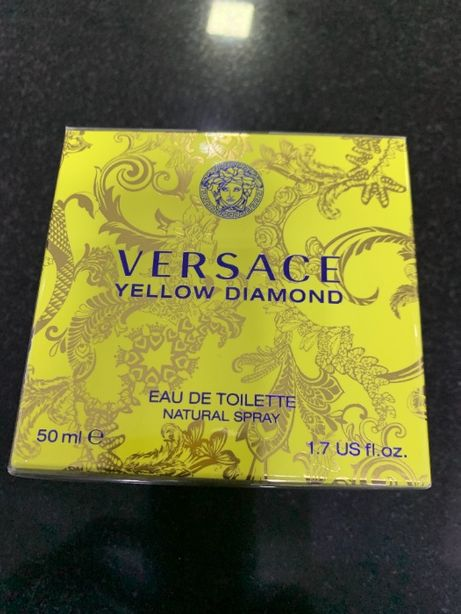 Parfum Versace Yelou Diamond 50ml , 100% original