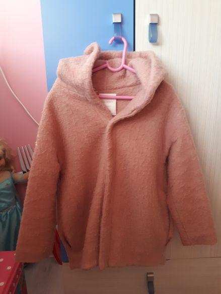 Палтенце за момиче ZARA