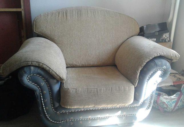 Кресло со сьемными мягкими деталями