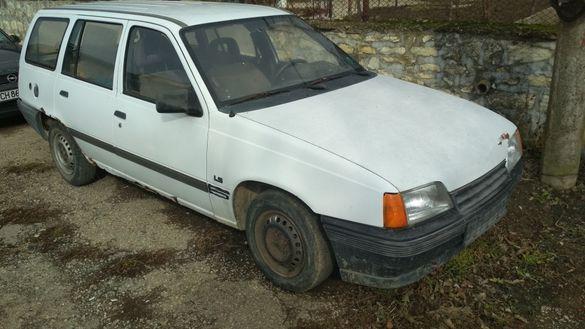 Opel kadet 1.4i gas