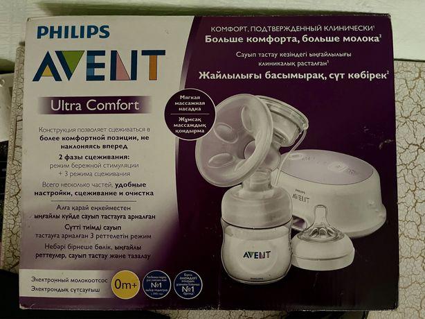 Новый электронный молокоотсос Philips Avent