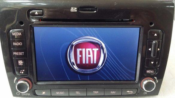 Навигация Fiat Bravo 2 -Instant Nav