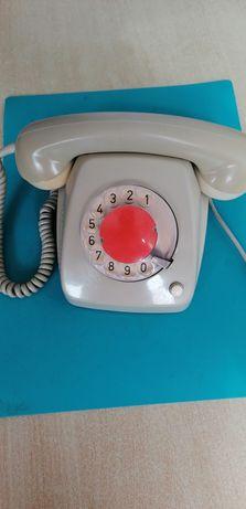 Telefon cu disc.