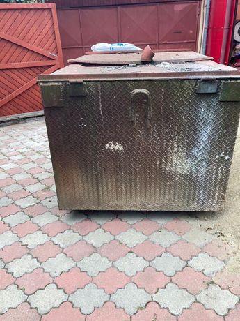 Lada metalica/ container