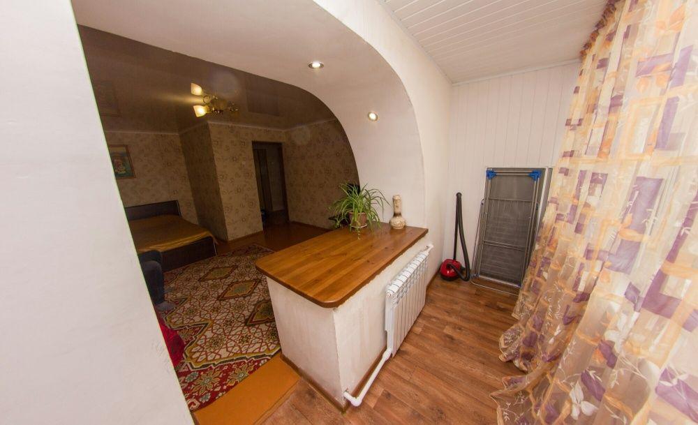 1 ком. Квартира Посуточно в Центре города. Кабельное ТВ, Wi-Fi. Петропавловск - изображение 1