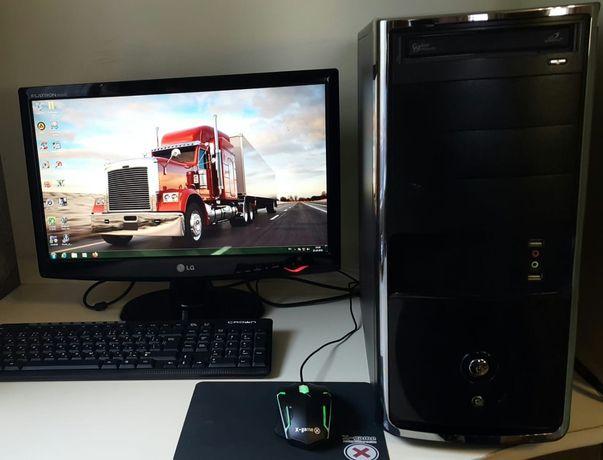Игровой компьютер i5-3470, 3,6 GHz 4 ядра, видеокарта GTX 650 Ti
