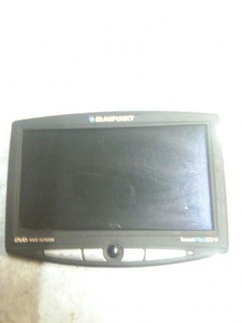 Monitor Dvd blaupunkt auto