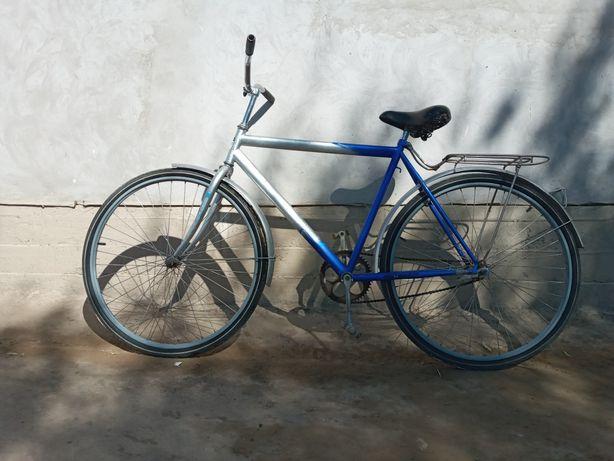 Ересектерге арналган велосипед.жагдайы оте жаксы.келыныз корыныз унаса