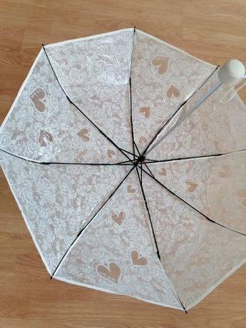 Umbrela imitatie dantela, gen sec 19