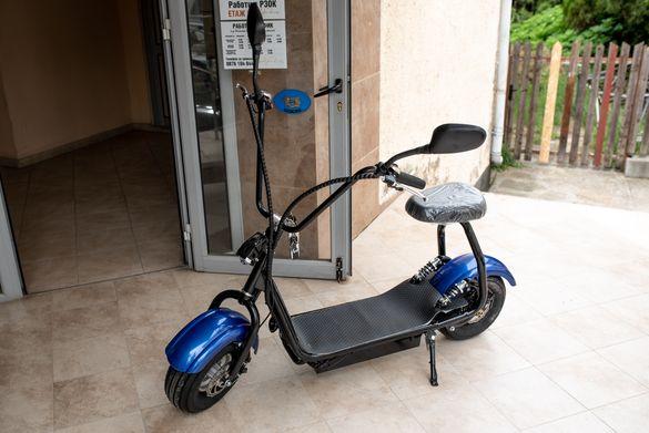 Електрически Електрически скутер City Harley 800w