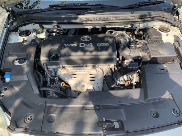 Тойота Авенсис 2.0 vvt-i двигател