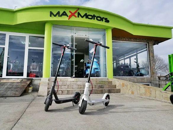 Електрически скутер лиценз xiaomi8AH BLACK 250W MaXmotors