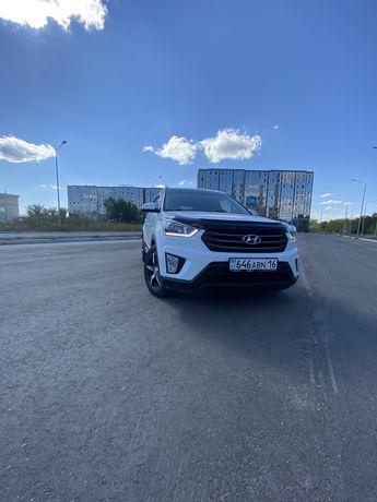 Hyundai creta полный привод