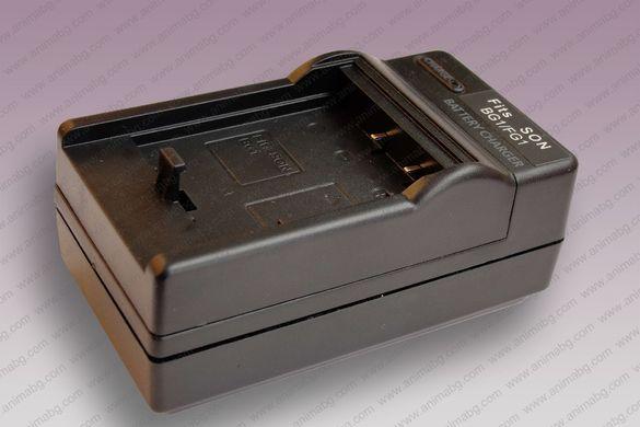 ANIMABG Зарядно за NP-BG1 / FG1 / BN1 батерии