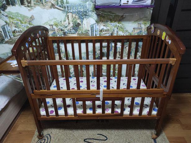Манеж кроватка детская кровать для новорожденных