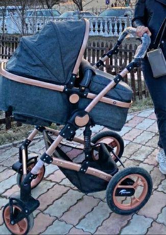 СРОЧНО Продам коляску Teknum 2в1