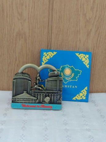 Сувенирные тарелки Алматы