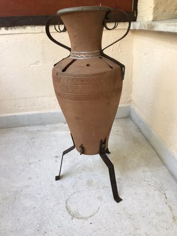 Делва печка