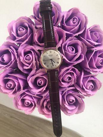 Продаются элитные золотые наручные часы sekonda de luxe