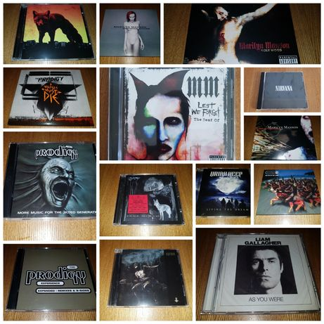 CD диски. Фирма и лицензия