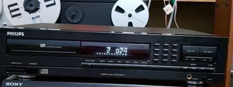 Compact Disc Cd Player Philips CD 692 (made in Japan)
