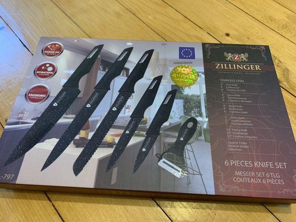 Продават се два комплекта кухненски ножове