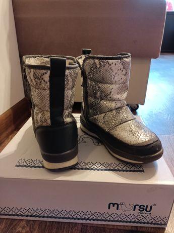Сапоги зимние. Детская обувь. Финские сапоги. Ботинки