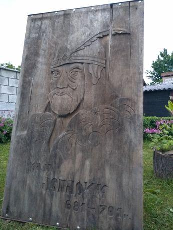 Уникална дърворезба