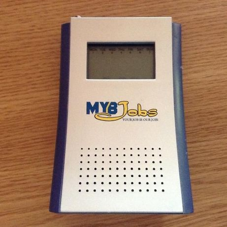 Radio cu ceas portabil MyB Jobs
