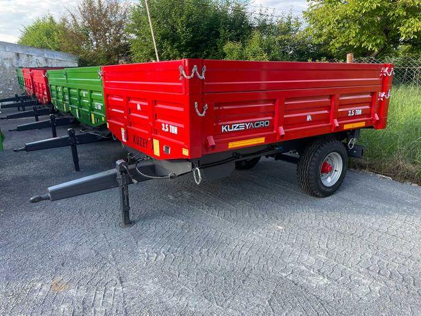 Remorca agricola 3.5 tone