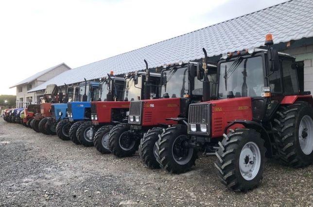 Продажа Тракторов Мтз Юмз Т