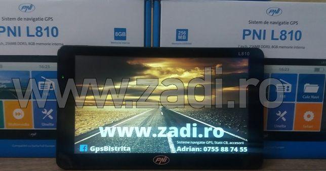 GPS pni 7 inch - Actualizat la zi -Program Navi Truck full europa