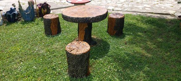 Градинска маса