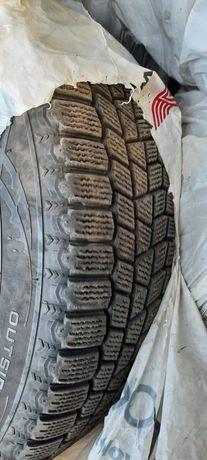 Зимняя резина на машину с дисками