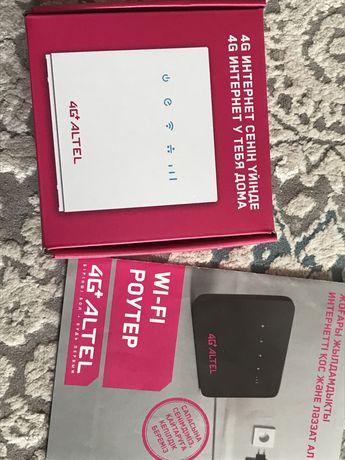 WI-FI модем , роутер   От 4G ALTEL