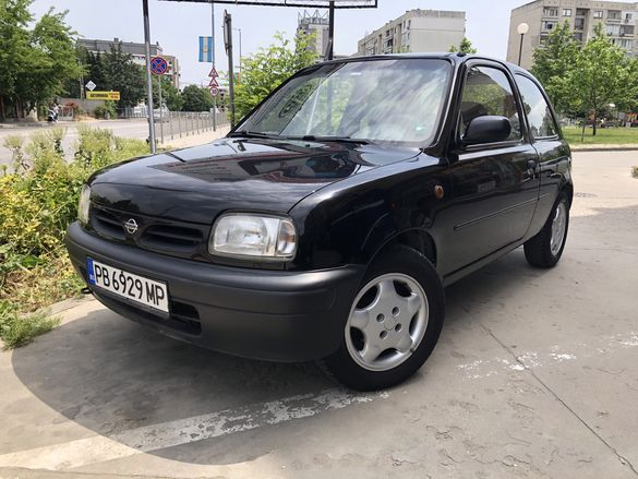 Кола под наем от 25 лв на ден - NISSAN MICRA - Пловдив - КЛИМАТИК