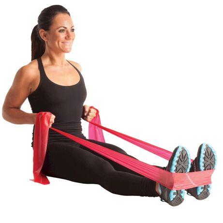 Ластик за тренировка - фитнес, йога, пилатес, рехабилитация