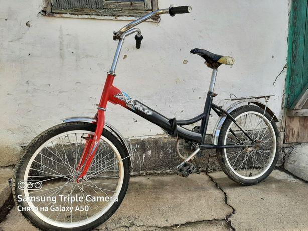 Велосипед б/у в хорошем состоянии. Торг уместен