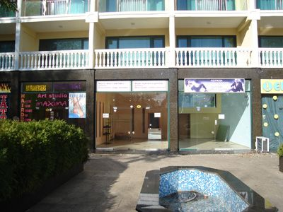 Продава магазин в Слънчев Бряг