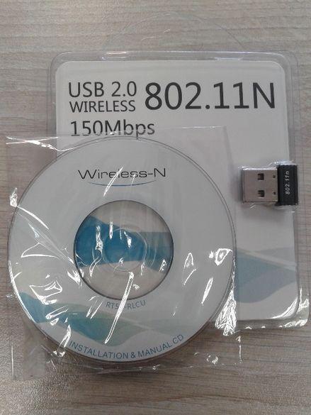 Мини USB Wi-Fi адаптер / Mini USB Wi-Fi Adapter