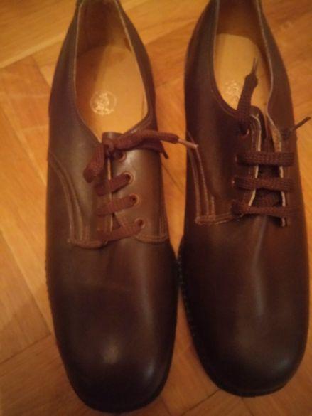 Обувки,естествена кожа