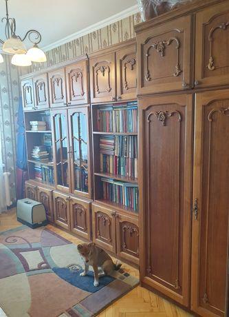 Гостиная мебель, дерево ручной работы!