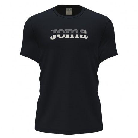 Tricou bumbac negru 100913 Joma