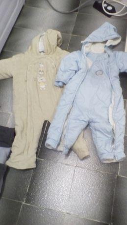 Два ескимоса едно яке