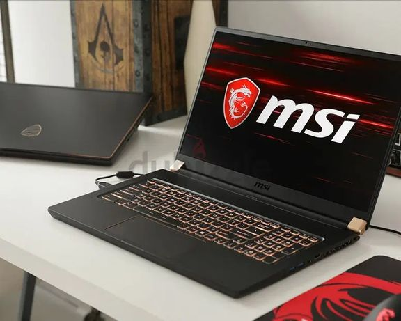 MSI GS75 With RTX 2080