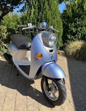 Продам Мопедь скутер Ymaha Vito без пробега