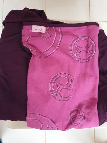 Marsupiu (sling) U Go Lollipop Purple ,Cybex